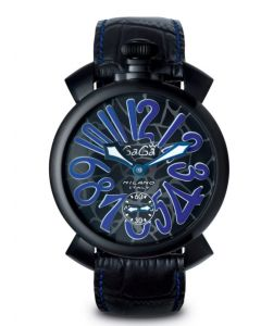 WATCH-BLK/LARGE NUMBER/BLK FACE