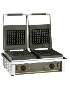 ROLLER GRILL GED 20 Double Waffle Machine