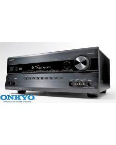 Onkyo TX-SR608 A/V Receiver (No Remote)