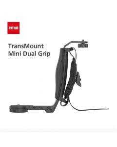 ZHIYUN Official Crane 2 Gimbal Accessories L Bracket TransMount Mini Dual Grip