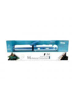 Hair Curler & Straightener, 3in1