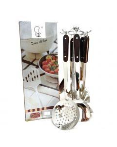 7PCS Stainless Steel Kitchenware