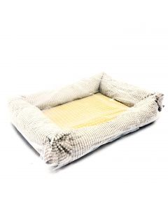 Pet Dog Bed Soft Cooling Rattan Mat for Small Size Pets