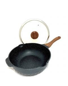 Wok with Lid 32cm