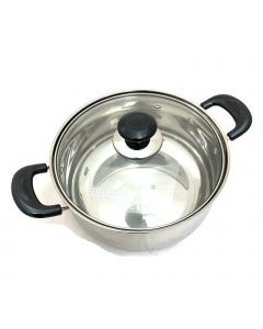 Saucepot with Lid 20cm