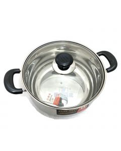 Saucepot with Lid 24cm