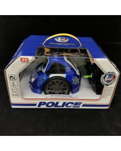 XHX Toys Remote Police Car