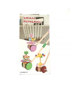 Animal Push and Pull Toy