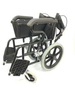 WheelChair with Handbrakes