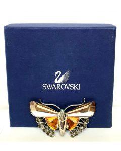 BROOCH-SWAROVSKI/925/SILVER/BUTTERFLY