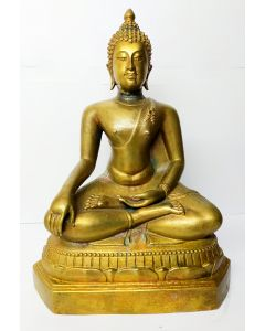 BUDDHA-SITTING/MED/DISPLAY