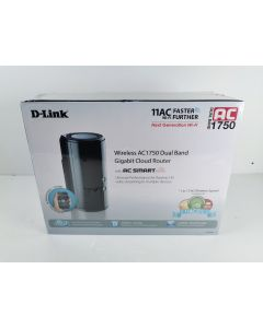 D-LINK AC1750 DUAL WIRELESS ROUTER