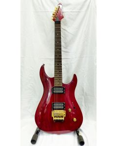 YAMAHA SONARE SN-1 CHERRY RED ELECTRIC GUITAR
