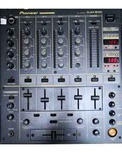 Pioneer DJM600 4-Channel Professional DJ Mixer