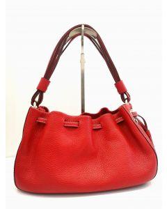 SHOULDER BAG-RED