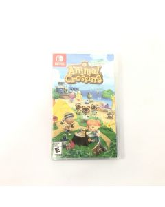 Nintendo Switch Game Card Animal Crossing
