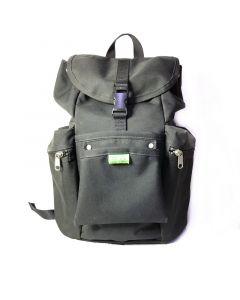 YOSHIDA & CO LTD PORTER Black Canvas Backpack