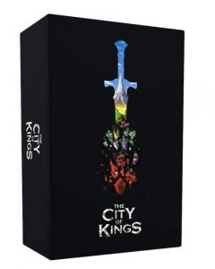 BOARD GAME-THE CITY OF KINGS