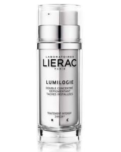 LIERAC Lumilogie Day and Night Dark-Spot Correction Double Concentrate, 1 milliliters