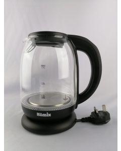 IHOME LED GLASS KETTLE (KKG-17) - 1.7L