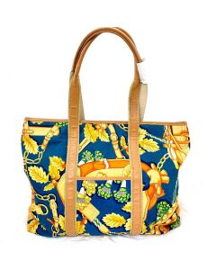 Loewe Printed Canvas Large Tote bag