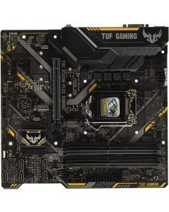 ASUS TUF B360M-Plus Gaming LGA1151 (Intel 8th Gen) DDR4 HDMI VGA M.2 B360 Micro ATX Motherboard