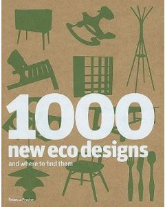 BOOK-1000 NEW ECO DESIGNS AND WHERE TO FIND THEM