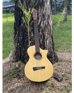 SOLE KOREA SG-110C ACOUSTIC GUITAR