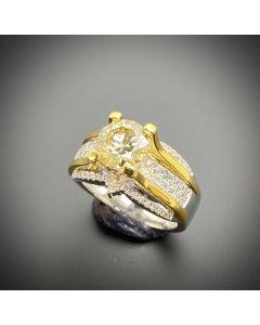 DIAMOND LADY'D RING