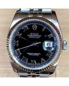 Rolex 116234 Mens Watch