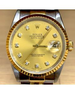 Rolex 16233 Mens Watch