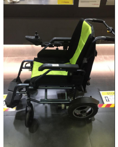 DNR Swift Motorised Powerchair