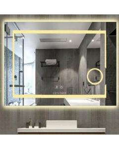 LUVODI LED  ILLUMINATED BATHROOM MIRROR