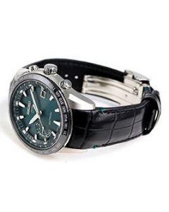 Seiko Watch SBXB115 Men's Wristwatch, Astron, GPS Solar Radio, World Time Function
