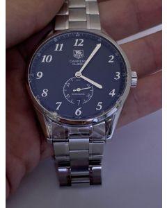 Tag Heuer Carrera Calibre 6 Black Dial Men's Watch