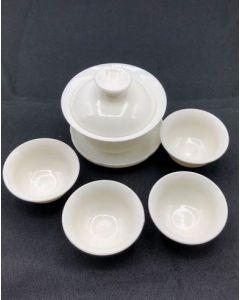 TEA SET-5PCS/CHIN/BOX/NEW