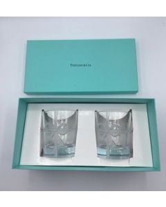TIFFANY & CO TUMBLER Height -9cm