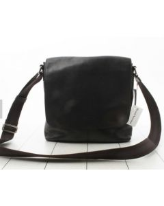 COACH SHOULDER BAG-BLACK