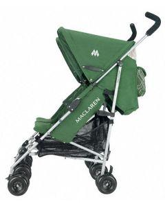Maclaren Twin Triumph Stroller Racing Green