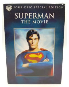 SUPERMAN THE MOVIE 4 DISC EDITION