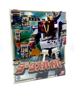 2010 BANDAI DELUXE REDPUNCHER ROBOT COLLECTION