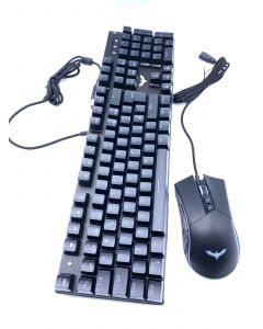 HAVIT GAMING KEYBOARD COMBO