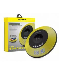 Awei Fast Wireless charger with wireless speaker