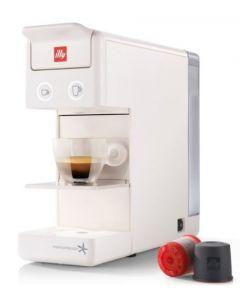[illy] Capsule Coffee Espresso Machine Y3.2 White Color