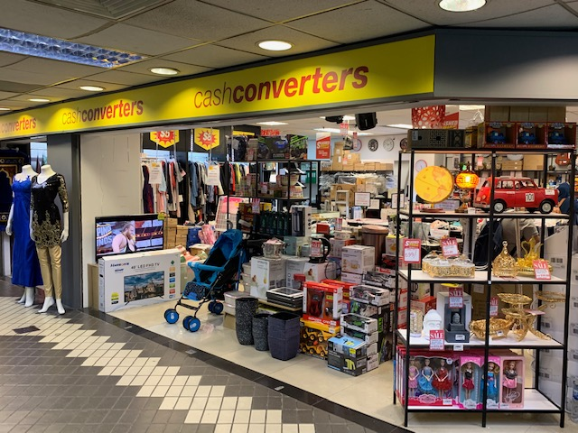 CITY PLAZA CASH CONVERTERS STORE