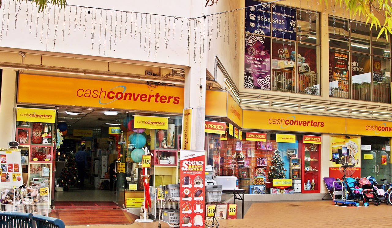 TOA PAYOH CASH CONVERTERS STORE